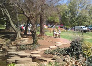 Kensington Spring Fair.